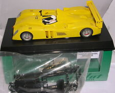 AVANT SLOT 50107 AUDI LMP10 RACING VERSIONE YELLOW MB