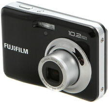 Fujifilm FinePix A170 Digitalkamera - Schwarz/Silber 10,2 Megapixel Opt. 3fach-Z