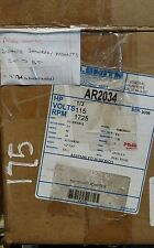 New AO Smith AR2034 1/3Hp  Split Phase Electric motor  1725 RPM