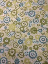 Mischief 2884 Steampunk Cogs 100% Cotton Quilt Fabric Benartex Nancy Halvorsen