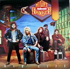 """Night Ranger  """" Big Life """"  1987  LP Still sealed"""