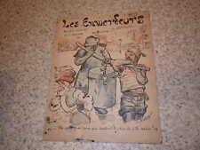 1901.L'assiette au beurre.Les emmerdeurs.Willette