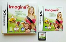 Imagine: Teacher School Trip [Nintendo DS/Lite/DSi/XL Game] GENUINE
