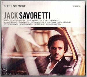 Jack Savoretti - Sleep No More NEW SEALED CD