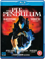 The Pit and the Pendulum (1991) - Blu Ray Disc -