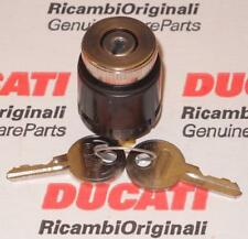 1970s Ducati 250 350 450 750 GT Sport 900SS ignition switch 3-wire ON/OFF 027911
