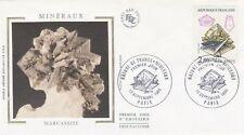 FRANCE 1986 FDC mineraux YT 2429
