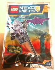 SACHET POLYBAG LEGO MINIFIGURE FIGURINE NEXO KNIGHTS LA GARGOUILLE VIOLETTE V2