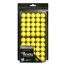 NEW NERF RIVAL 50 HIGH-IMPACT ROUNDS REFILL PACK TRUSTED U.S. SELLER FREE S&H
