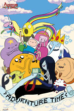 Adventure Time - Clouds Poster 61 X 91cm Maxi One Sheet Wall Decor