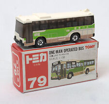 Tomica Common Series (Japan) 1/130 One-Man Operated Bus #79 *MIB*