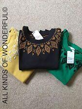 Leon and Harper Tulip Ski Sweatshirt choice of cols RRP£130 Brand New With Tags