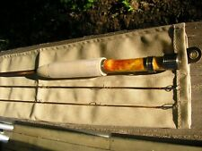 "CRITCHFIELD BAMBOO FLY ROD 6'6"" -- 3-WT-- 2/2 -- NEW"