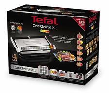 Tefal Optigrill + XL Grill Electrique, 2000 W, Grille 9 Programmes de Cuisson