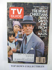 TV Guide  April 6-12  Patty Duke Of Hail To The Chief/Laurence Lau ,