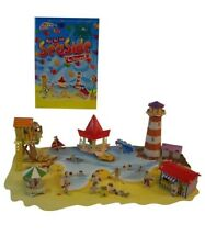 Art and Craft Kit - Make Your Own Seaside Resort Beach Model Activity Set Book