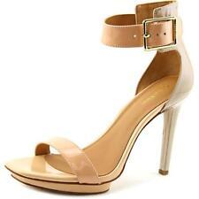 Sandalias con tiras de mujer Calvin Klein color principal crema
