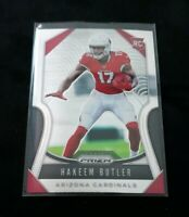 C39 2019 Panini Prizm Football  #350 Hakeem Butler RC ARIZONA CARDINALS