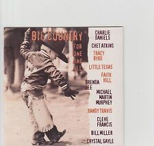 Various Artists- Big Country For One And All US cd album