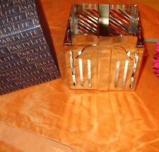 Neu! PartyLite DWG-Halter Perfektes Geschenk P92840 + PartyLite Teelicht