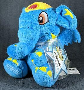 NWT 2008 Starry Elephante Neopet Keyquest Plushie Stuffed Animal w/CODE Series 3