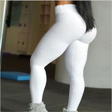 Women Yoga Pants High Waisted Fitness Booty Scrunch Gym Leggings Sports