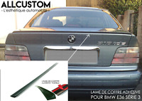 LEVRE COFFRE SPOILER BECQUET pour BMW E36 SERIE 3 COUPE 1991-00 318is 320i 328i