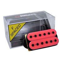 DiMarzio PAF Pro Humbucker Guitar Pickup F-spaced - Pink