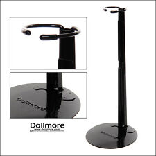 [Dollmore] 16 inch Fashion doll size Dollmore Doll Stand (Black)