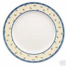 "Villeroy Boch Adeline Round Platter 12 1/2"" New HTF"