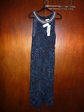 Autograph Size (18) Shimmer Beaded Halter Neck Dress