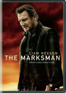 The Marksman [DVD,2021] >>NEW<< Liam Neeson >> FREE SHIPPING!!!