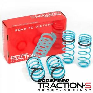 Godspeed Traction-S Lowering Springs For Kia Forte (YD) 2014-18
