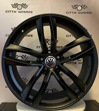 """Cerchi in lega Volkswagen Golf 5 6 7 Passat Tiguan T-roc 18"""" NUOVI SUPER TOP PSW"""