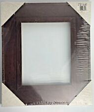 "Wood Picture Frame Inside 7 1/2"" X 9 1/2"" Outside 13 1/2 X 15 1/2"