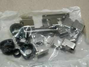New HW5867 Pronto Disc Brake Hardware Front, Fits Vehicles Listed Below