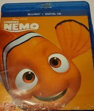Disney Finding Nemo Blu Ray Digital Hd