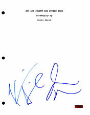 Jay and Silent Bob *KEVIN SMITH & JASON MEWES* Signed Full Movie Script AD2 COA