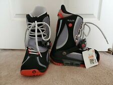 BURTON MENS RULER SI STEP IN BOOTS, SIZE US 7, UK  6, EU 40 - NEW