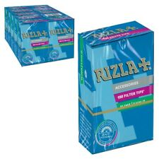 KIT 1500 FILTRI RIZLA SLIM 6 mm IN SCATOLO 1 BOX 10 SCATOLE DA 150 PZ