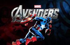 Marvel Comics Captain America Avengers  FRIDGE MAGNET  Comic Book Decor #5