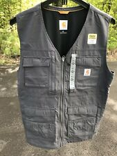 Carhartt 101978 Mesh Lined Multi Pocket Sport Vest