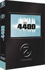 """""""THE 4400 TEMPORADA 2"""" ESTUCHE 4 DVD nuevo en blíster"""