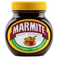 Marmite - Pâte à tartiner à base d'extraits de levure - lot de 2 pots de 250 g