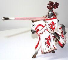 Schleich Tournament Knight Dragoon #70046 Retired 2013 World of Knights