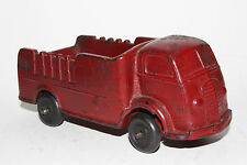 Auburn Rubber, 1937 Cabover International Stake Truck, Red, Lot #2