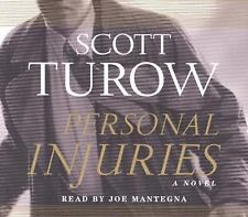 Personal Injuries by Scott Turow Audiobook 5 disc complete Joe Mantegna