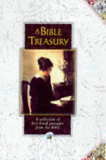 Bible Treasury, Lion Hudson Plc, Very Good Book