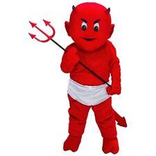 Li'l Devil Professional Quality Mascot Costume Adult Size