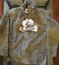 GEN III Level 3 Coyote Jacket X-Small Short Polartec Fleece XSS NWT Peckham L3